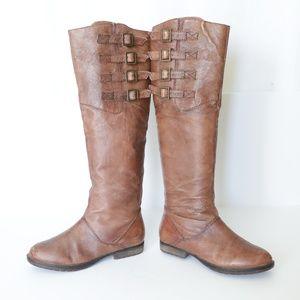 Steve Madden Miidori Buckle Boots